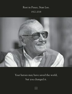 'Avengers' Stars and Studios Honor Stan Lee in Tribute Ads Marvel Quotes, Marvel Memes, Marvel Avengers, Marvel Comics, Star Lord, Stan Lee Quotes, Thor, Iron Man, Man Lee
