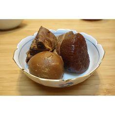 角煮祭り日目(    )ノ #meallog #food #foodporn #tw