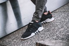 new style 88fcd 49725 adidas EQT Support ADV PK (Core BlackTurbo)