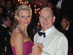 Prince Albert II of Monaco (who is the son of Grace Kelly) met Charlene Wittstock in 2000 when she was visiting Monaco for a swimming competition. (She was a former South African Olympic swimmer.)
