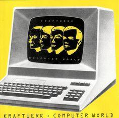 Kraftwerk - Computer World (Full Album + Bonus Tracks) [1981]
