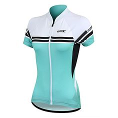 SANTIC Bicyle Jersey Cycling Short Jersey Women Riding Cycling Jersey Bike  Bicycle Clothing Clothes Short Sleeve Shirt Tops-in Sports Jersey. d785e4ab4