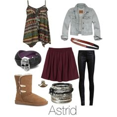 """""""Astrid"""" by michelle-geiser on Polyvore"""