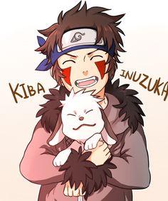 Kiba & Akamaru from Naruto