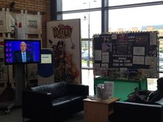 World Cup 2012 in Blanchardstown Library
