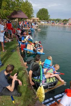 Independence Day will be celebrated July 3 at Sahuarita Lake Park starting at 6 p. with children's activities and registration for the popular Whatever Floats Your Boat competition. Float Your Boat, Lake Park, Green Valley, You Got This, Arizona, Competition, United States, Activities, Fun
