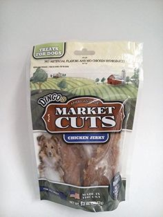 Dingo Market Cuts Chicken Jerky 32 Oz 100 Real Chicken * Read more at the image link.