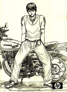 """Résultat de recherche d'images pour """"gto onizuka moto"""""""