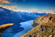 trolltunga-norvege