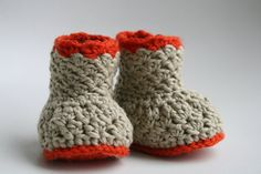 Crochet Pattern Baby Boots pattern, INSTANT DOWNLOAD crochet baby shoes grandpa boots (01) email pdf pattern These baby booties pattern is inspired