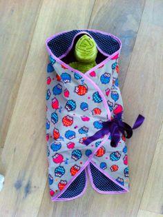 Wrap blanket / wikkeldeken