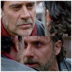 """""""I'm going to kill you. The Walking Dead 7, Walking Dead Tv Series, Keep Walking, Carl Grimes, The Day Will Come, Stuff And Thangs, 3 In One, Season 7, Breaking Bad"""