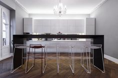 HAY Hee Bar Stool - STRAUSS Apartment - Picture gallery
