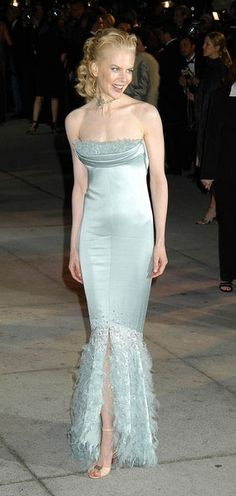 Nicole Kidman in Chanel | Academy Awards 2004