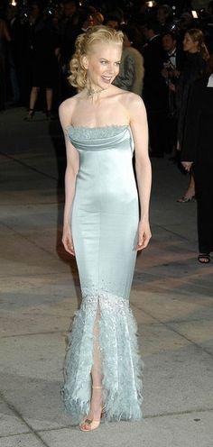 Nicole Kidman in Chanel | Academy Awards 2004