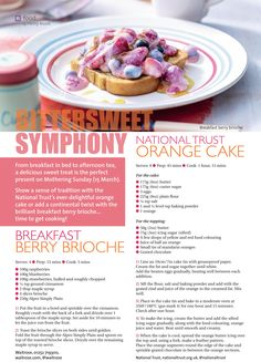 ~ Bittersweet symphony ~ Spring recipes with a continental twist #locallife #Farnham #Surrey #food #spring #recipes
