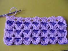 Avalon `s Crea Blog: Tutorial: A baby blanket with two fronts