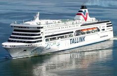 Cruise from Stockholm, Sweden to Tallin, Estonia