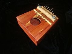 Make a wood thumb piano - how to video