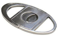 Shop Online High Polished Guillotine Cutter Item# GC400 by Finer Things.Order Now! www.finerthingsforless.com/accessories/high-polished-guillotine-cutter-item-gc400.html