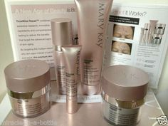 New Mary Kay TimeWise Repair Volu-Firm 5 Product Set Adv Skin Care Full Size (Full Size) by Mary Kay. $139.99. NEW LAUNCH MARY KAY TIMEWISE PRODUCT. Original New Mary Kay  TimeWise Repair Volu-Firm 5 Product Set Adv Skin Care     This is a 5 pcs set from Mary Kay Timewise Repair  This New items that does not just slow down aging but it really reverses it.    Ladies Over 50 (or close) the miracle is here!  This set not only Cares for your skin, it repairs the dama...