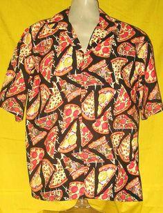 yeah, pizza shirt