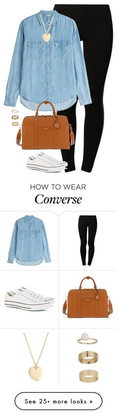 """""""wishes"""" by lovemelikeyourlast on Polyvore featuring Anna Field, 7 For All Mankind, Converse, J.Crew, Henri Bendel and Miss Selfridge"""