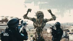District 9  The Best Sci-fi Films From 2000 and Beyond Read more at http://gotchamovies.com/news/best-sci-fi-films-2000-and-beyond-180462#Eo8QIjy04Q4ogqz8.99  #SciFi #District9 #NeilBlomkamp #SharltoCopely