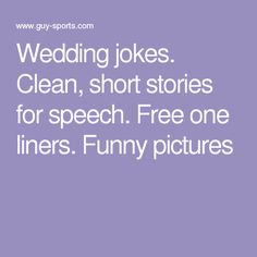 Funny Short People Jokes One Liners Wedding Master of Cere...