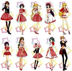 Version Idoles ! http://tsuki-kioku.com/top.html