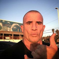 Rip Hunter, Lincoln Burrows, Dominic Purcell, Dc Legends Of Tomorrow, Prison Break, Dc Comics, Crushes, Actors, Actor