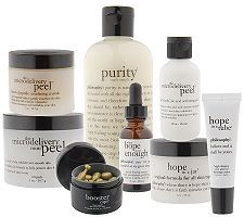 Philosophy is another great skin care product.  Great exfoliating wash and moisturizing cream! Also, amazing body washes.