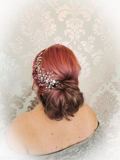 Hairstyling by Christina Gubier Hair Styles, Pink, Fashion, Hair Plait Styles, Moda, Fashion Styles, Hair Makeup, Hairdos, Haircut Styles
