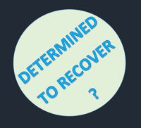 """Just ME: Chronic Illness & """"determination to recover"""""""
