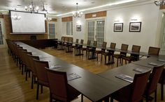 Conference room, Villa Neve