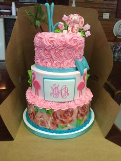 Lilly sweet 16 cake @klezzer MUM I NEED THIS CAKE FOR MY SWEET 16 OMG