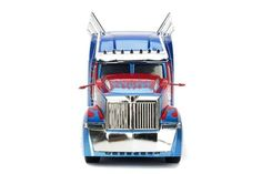 Jada Diecast 1:24 Transformers The Last Knight Optimus Prime Truck Cab Product Images