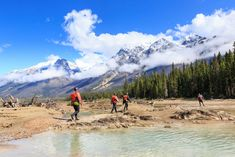 Stand Up Paddleboarding Kayak Rentals, Inflatable Kayak, Emerald Lake, Paddleboarding, Rafting, Rocky Mountains, Beautiful Landscapes, Kayaking, National Parks