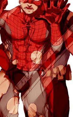 Spider-Man & Deadpool. Spideypool.