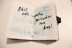 sketchbook To Kill A Mockingbird