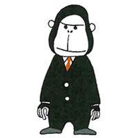 企業キャラクターの画像