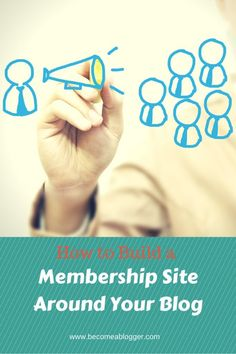 How to build a membership site around your wordpress blog