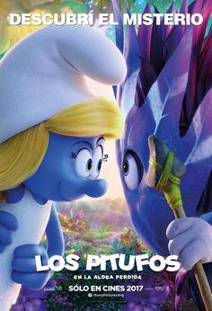 Watch Smurfs The Lost Village 2017 Full