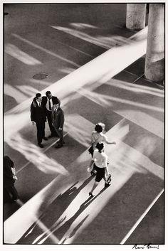 """© René Burri, 1960, Rio de Janeiro. """"I never thought I would become a photographer."""" #magnumphotos #brazil #riodejaneiro #reneburri #1960s"""