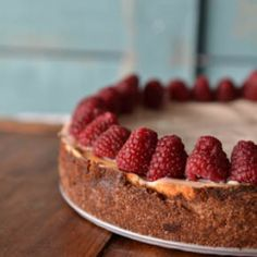 Thumbnail image for Low-Fat Gluten-Free Cheesecake