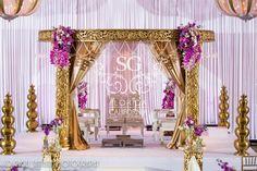 Suhaag Garden Indian Wedding Decorators, California Indian Wedding Decorators, San Fransisco Indian Wedding Decorators, Gold Carved Mandap, Gold Jali Mandap, Gold Sequin, Pearls, Indian Wedding, Indian Wedding, Luxury Indian Wedding, Aisle Decor