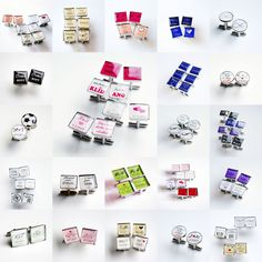 #bestman #wedding #cuffs #cufflinks #handmade #crystal #resin Wedding Cufflinks, Crystal Resin, Cuffs, Crystals, Handmade, Hand Made, Crystal, Craft, Bangle Bracelet