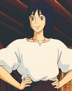 Ghibli Howl no Ugoku Shiro - Hauru Jenkinsu ~. Howl's Moving Castle, Studio Ghibli Art, Studio Ghibli Movies, Howl Pendragon, Howl And Sophie, Japon Illustration, Anime Lindo, Animes Wallpapers, Hayao Miyazaki