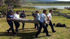 MH370: le débris d'avion retrouvé à La Réunion appartient à un Boeing 777