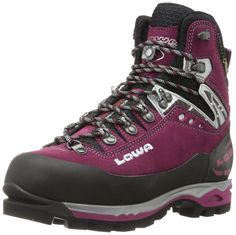 Lowa Women's Mountain Expert GORE-TEX EVO Hiking Boot >>> Read more  at the image link.